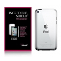 SGP iPod Touch 4G Screen Body Protector Set [Incredible Shield]